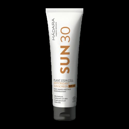 MÁDARA Antioxidant Sunscreen Spf30 Body Hand And Face 100 ml